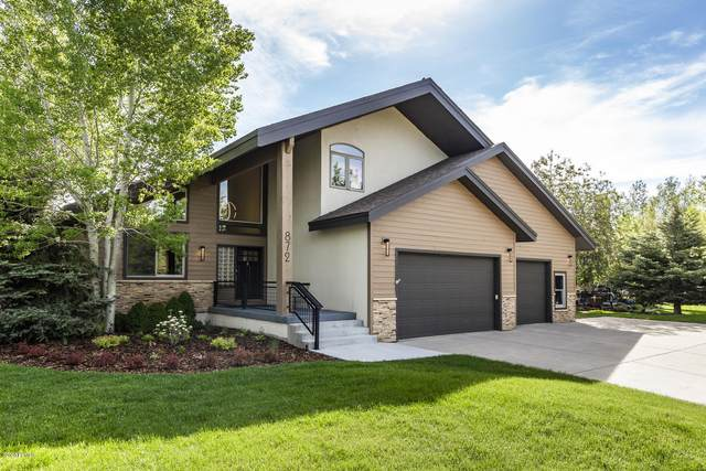 872 Martingale Lane, Park City, UT 84098 (MLS #12001724) :: Lookout Real Estate Group