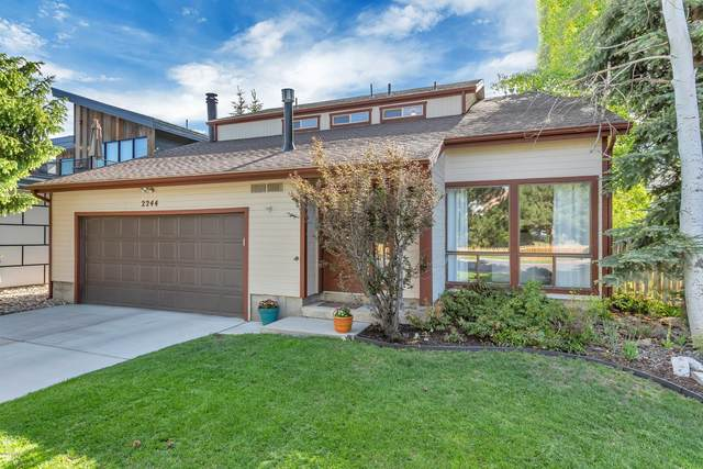 2244 Comstock Drive, Park City, UT 84060 (#12001732) :: Red Sign Team