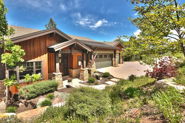 7148 Canyon Drive, Park City, UT 84098 (MLS #12001762) :: Lawson Real Estate Team - Engel & Völkers