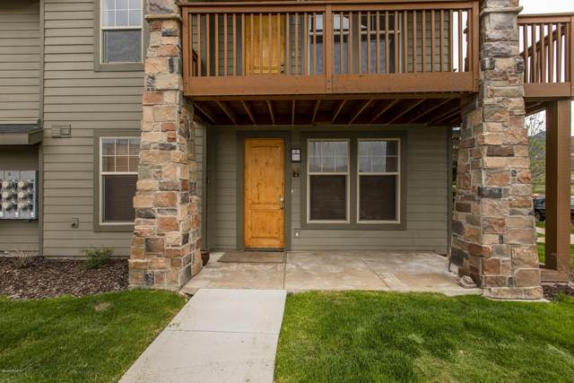 1746 Redstone Avenue A1, Park City, UT 84098 (MLS #12001775) :: High Country Properties