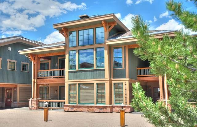 2900 Deer Valley Drive B-306, Park City, UT 84060 (MLS #12001780) :: High Country Properties