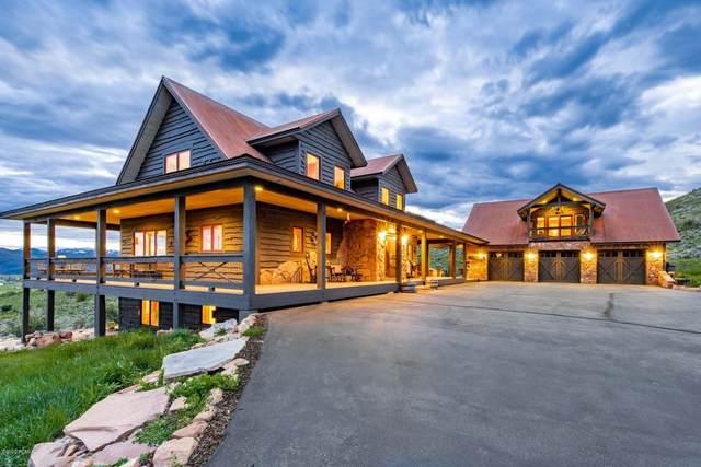 5942 Triple Crown Trail, Oakley, UT 84055 (MLS #12001792) :: High Country Properties