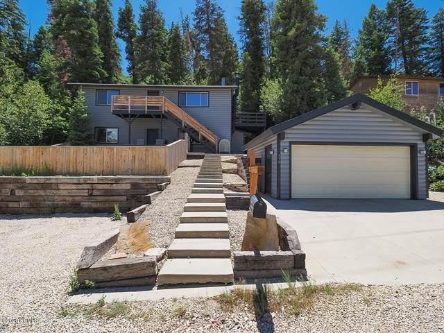 350 Aspen Dr Drive, Park City, UT 84098 (MLS #12001843) :: Lookout Real Estate Group