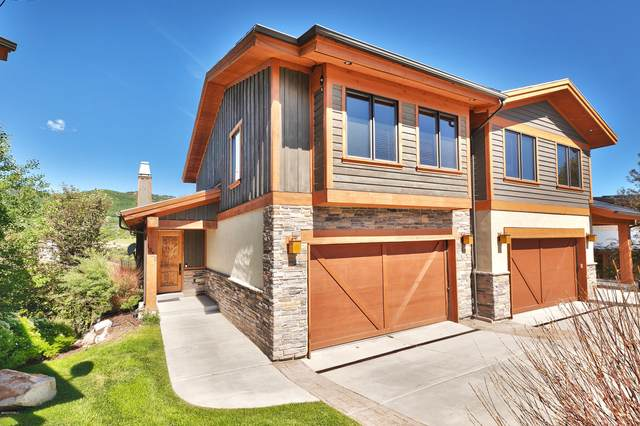 1238 Hailstone Drive 34-B, Heber City, UT 84032 (MLS #12001844) :: Lookout Real Estate Group