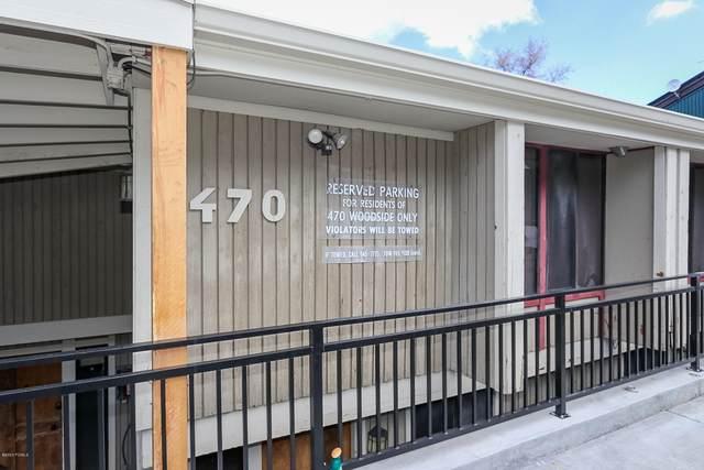 470 Woodside Avenue #2, Park City, UT 84060 (MLS #12001885) :: High Country Properties
