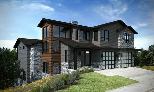 4314 W Discovery Way, Park City, UT 84098 (#12001932) :: Red Sign Team