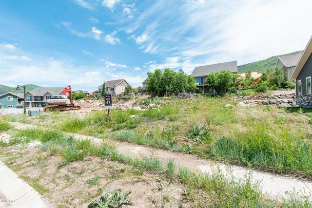 570 W Knollwood Drive, Heber City, UT 84032 (#12001961) :: Red Sign Team