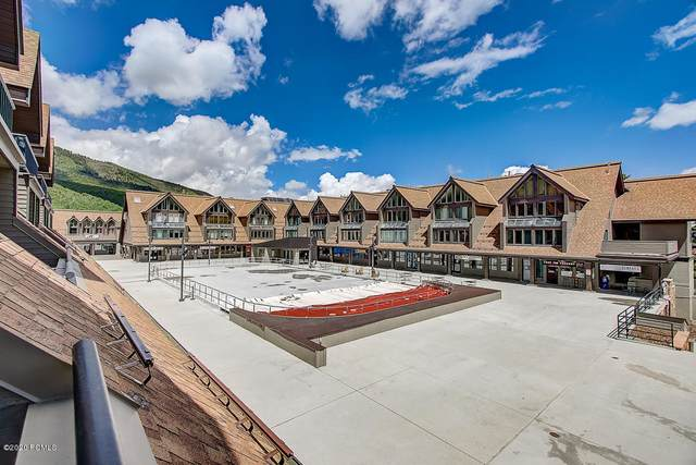 1385 Lowell Avenue #106, Park City, UT 84060 (MLS #12001987) :: High Country Properties