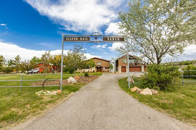 5804 N Old Ranch Road, Park City, UT 84098 (#12001993) :: Red Sign Team