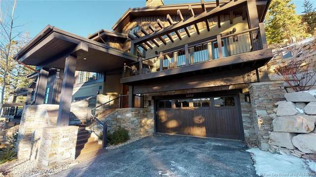 6559 Lookout Drive #25, Park City, UT 84060 (MLS #12002033) :: Lookout Real Estate Group