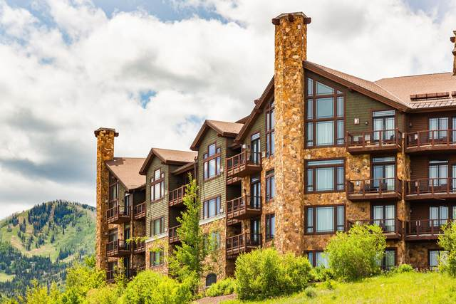 2100 W Frostwood Boulevard #6103, Park City, UT 84098 (MLS #12002055) :: High Country Properties
