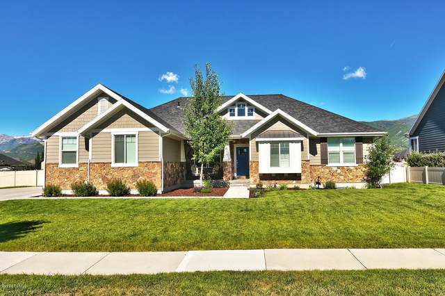 390 Silver Fox Road, Midway, UT 84049 (MLS #12002061) :: Lawson Real Estate Team - Engel & Völkers