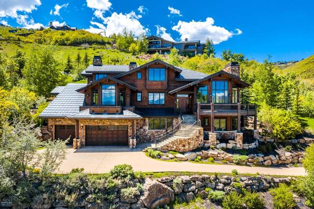 2681 Deer Hollow Road, Park City, UT 84060 (MLS #12002096) :: Lookout Real Estate Group