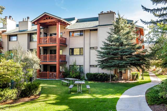 401 Silver King Drive #1, Park City, UT 84060 (#12002133) :: Red Sign Team