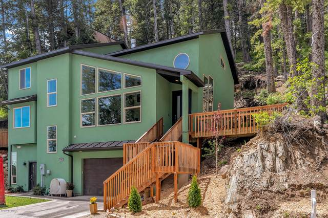 445 Upper Evergreen Drive, Park City, UT 84098 (MLS #12002139) :: Lookout Real Estate Group