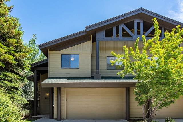 2635 Cottage Court #87, Park City, UT 84098 (MLS #12002144) :: Lookout Real Estate Group