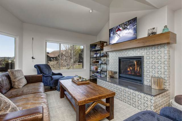 5171 Cove Canyon Drive A, Park City, UT 84098 (MLS #12002149) :: Lookout Real Estate Group