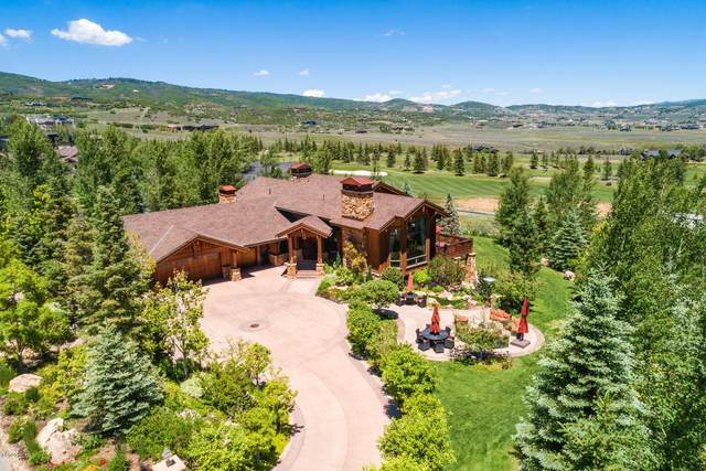 7662 Glenwild Drive, Park City, UT 84098 (MLS #12002160) :: Lookout Real Estate Group