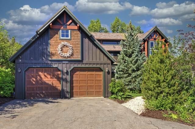 7394 Buckboard Drive, Park City, UT 84098 (MLS #12002173) :: Lookout Real Estate Group