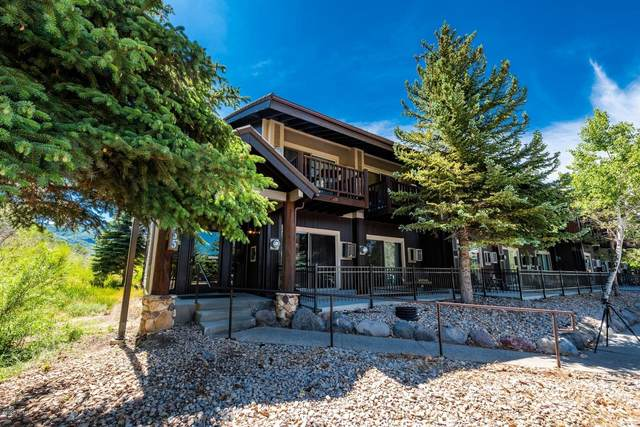 2255 Sidewinder Drive #637, Park City, UT 84060 (MLS #12002192) :: Lookout Real Estate Group