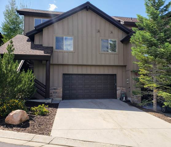 5254 Cove Canyon Drive A, Park City, UT 84098 (MLS #12002198) :: High Country Properties