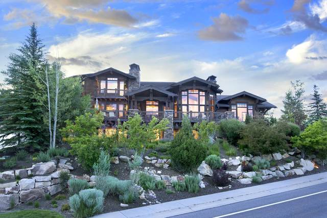 3349 Meadows Drive, Park City, UT 84060 (MLS #12002225) :: Lookout Real Estate Group