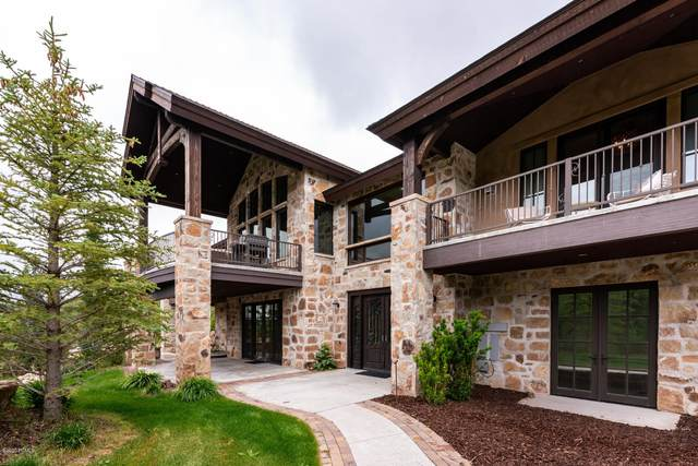 7357 Pineridge Drive, Park City, UT 84098 (MLS #12002228) :: Lookout Real Estate Group