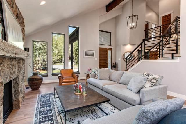 3050 Snowcloud Circle, Park City, UT 84060 (MLS #12002245) :: High Country Properties