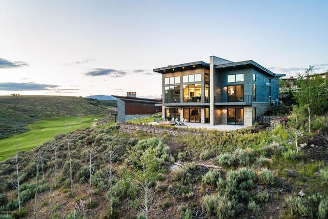 6423 Golden Bear Loop, Park City, UT 84098 (#12002250) :: Red Sign Team