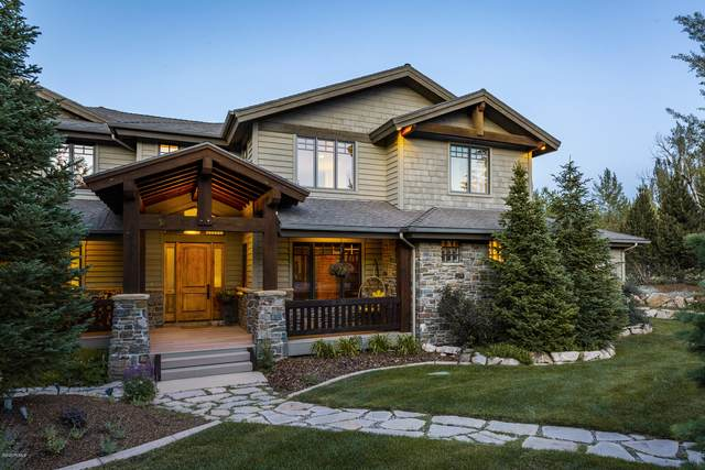 4872 Last Stand Drive, Park City, UT 84098 (MLS #12002258) :: Lookout Real Estate Group