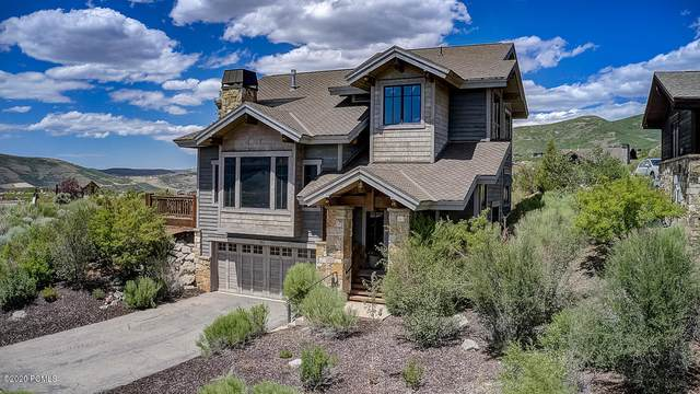 1011 Longview Drive, Hideout, UT 84036 (#12002269) :: Red Sign Team