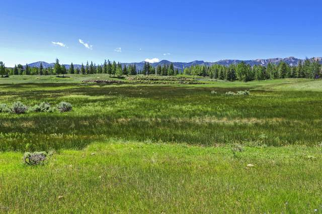 8005 Glenwild Drive, Park City, UT 84098 (MLS #12002273) :: Lookout Real Estate Group