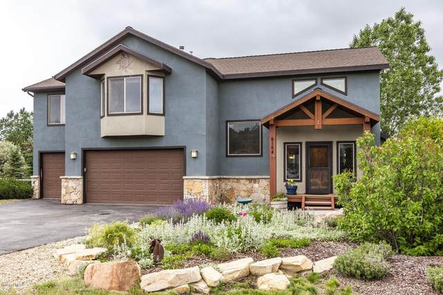 6164 N Highland Drive, Park City, UT 84098 (MLS #12002279) :: Lookout Real Estate Group