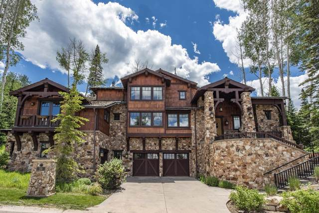 39 Silver Strike Trail #2, Park City, UT 84060 (MLS #12002284) :: Lookout Real Estate Group