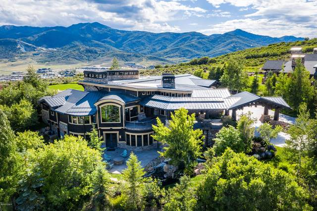 1133 Snow Berry Street, Park City, UT 84098 (MLS #12002287) :: Lookout Real Estate Group