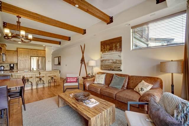 6296 N Park Lane #15, Park City, UT 84098 (MLS #12002291) :: Lookout Real Estate Group