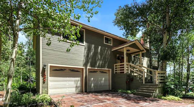 125 Woodland Place, Park City, UT 84098 (MLS #12002301) :: Lookout Real Estate Group