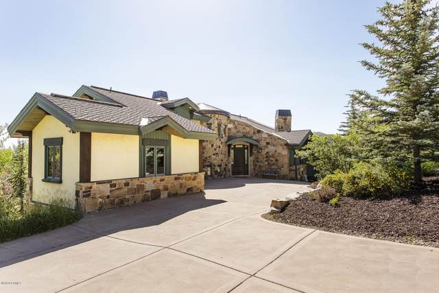 4671 Nelson Court, Park City, UT 84098 (MLS #12002305) :: Lookout Real Estate Group