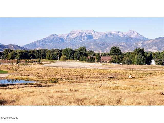158 N Haystack Mountain Drive, Heber City, UT 84032 (#12002321) :: Red Sign Team