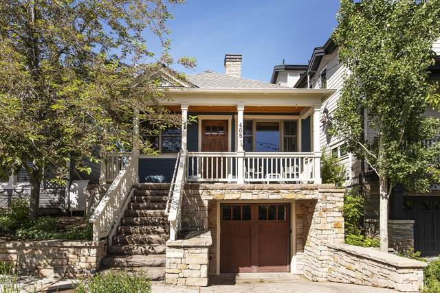 405 Park Avenue, Park City, UT 84060 (MLS #12002328) :: Lawson Real Estate Team - Engel & Völkers