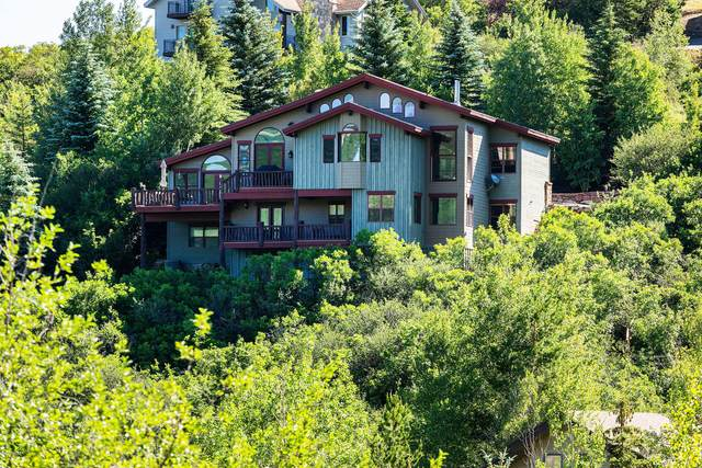 7706 Tall Oaks Drive, Park City, UT 84098 (MLS #12002339) :: Lookout Real Estate Group
