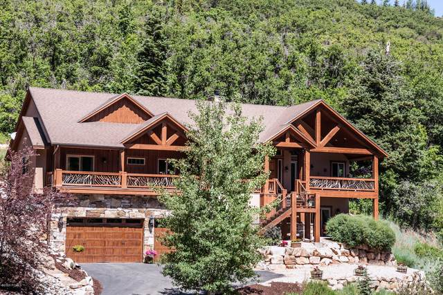 6990 Canyon Drive, Park City, UT 84098 (MLS #12002350) :: Lookout Real Estate Group