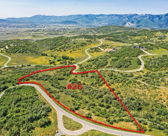 777 W Moose Hill Road, Park City, UT 84098 (MLS #12002366) :: Lookout Real Estate Group