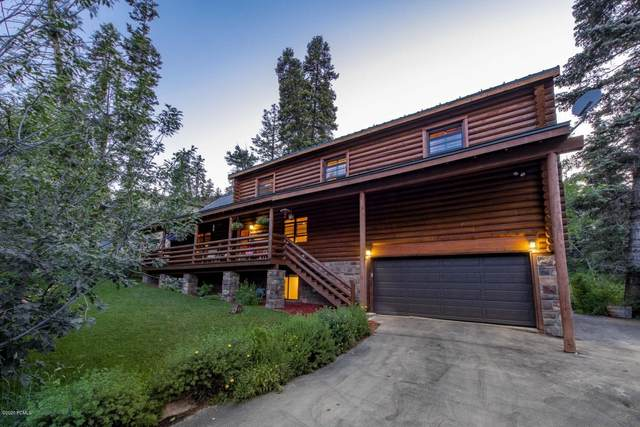 185 Saint Moritz Strasse, Park City, UT 84098 (MLS #12002370) :: Lookout Real Estate Group