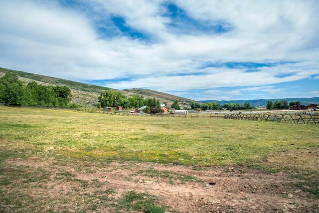 599 S Foothill Drive, Kamas, UT 84036 (#12002407) :: Red Sign Team