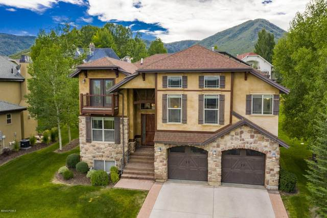 1155 N Cottage Way, Midway, UT 84049 (MLS #12002416) :: Lookout Real Estate Group