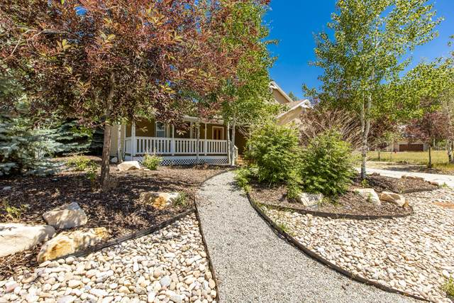 2318 Wyatt Earp Way, Park City, UT 84060 (MLS #12002427) :: Lookout Real Estate Group