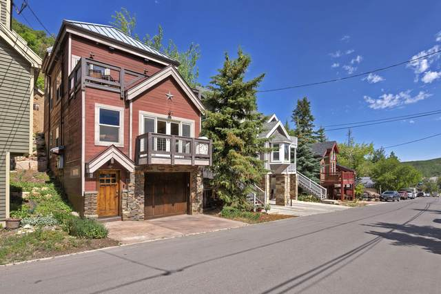 214 Daly Avenue, Park City, UT 84060 (MLS #12002442) :: High Country Properties