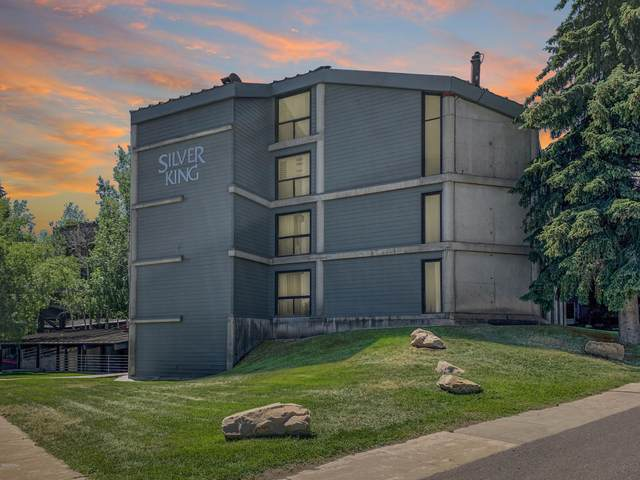1485 Empire Avenue #511, Park City, UT 84060 (MLS #12002446) :: Lawson Real Estate Team - Engel & Völkers