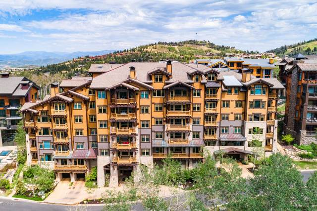 8902 Empire Club Drive #706, Park City, UT 84060 (MLS #12002458) :: High Country Properties